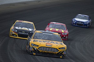 Ambrose hitting his stride at New Hampshire Motor Speedway