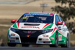 WTCC Preview Tiago Monteiro aiming to shine in the land of the rising sun
