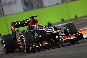 Lotus owner Lopez slams Raikkonen after salary comments