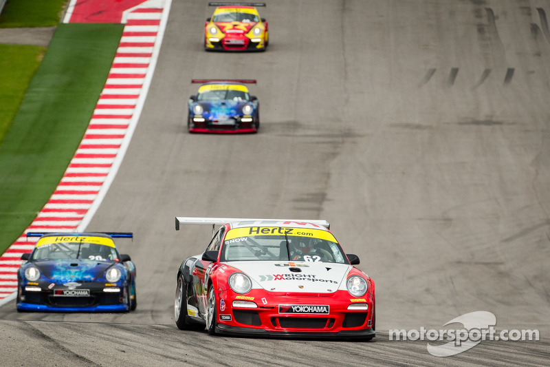 Texas-based EFFORT Racing earns double podiums at COTA