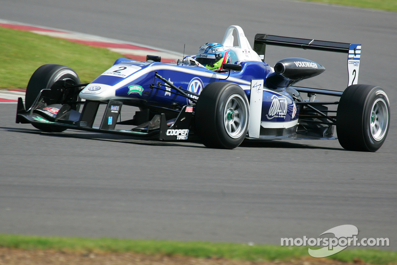 Newly crowned champion King wins again at the Nurburgring