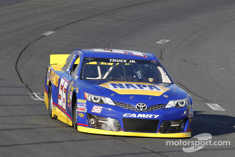 Martin Truex Jr. weighing options for 2014