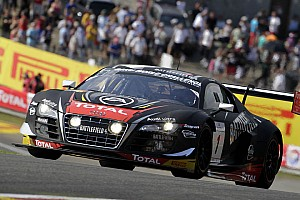 Blancpain Endurance Race report The Belgian Audi Club and Team WRT not retained the Blancpain titles at the Nürburgring