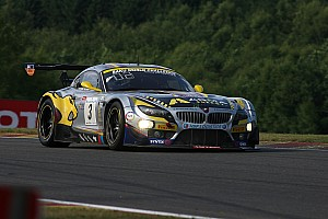 Endurance Race report Marc VDS Racing claimed its first ever championship title at Nürburgring