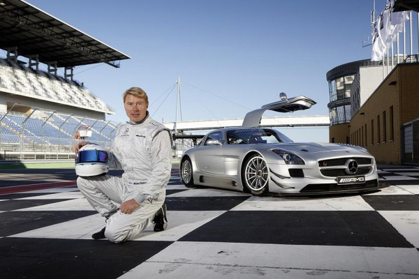 Mika Hakkinen joins Erebus Motorsport for GT Asia event