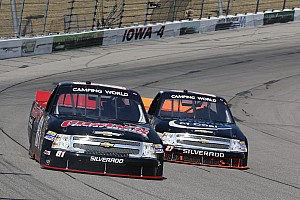 NASCAR Truck Preview Kurzejewski to make his second career start in Vegas