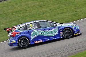 BTCC Preview Airwaves Racing targeting silverware at Silverstone