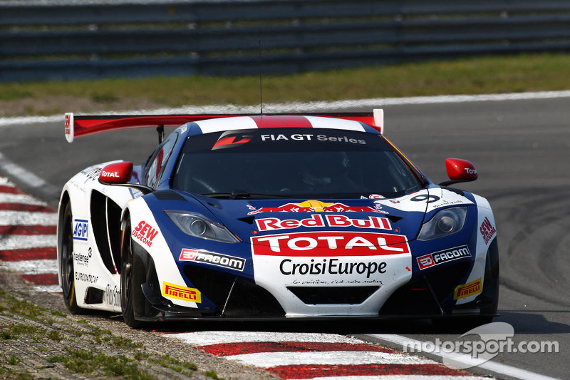 Sebastien Loeb Racing reign in Spain