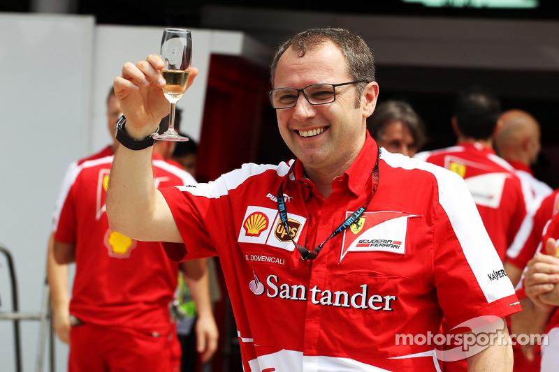 Ferrari 'thought hard' about signing Hulkenberg - boss