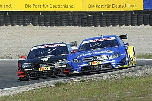 DTM Race report Ninth place for Paffett at Zandvoort