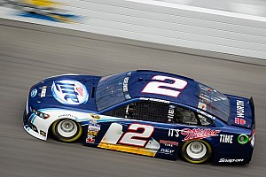 NASCAR Sprint Cup Breaking news 2012 champion Keselowski stays with Penske