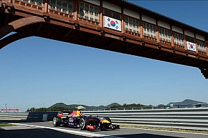 F1 in Korea for 'last time' - Vettel