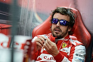 Whitmarsh keeps 'wild' Alonso rumours in headlines
