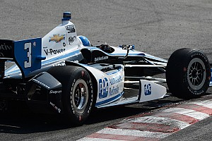 IndyCar Race report Chevrolet: Race 1 in Houston and De Silvestro finishes second