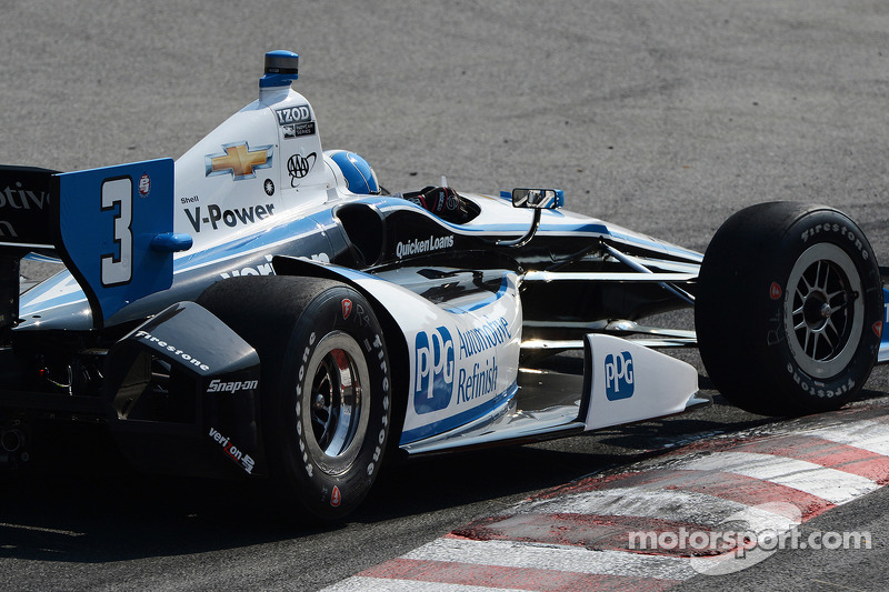 Chevrolet: Race 1 in Houston and De Silvestro finishes second