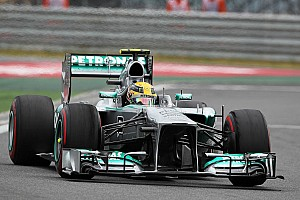 Formula 1 Race report Very challenging race for Mercedes AMG Petronas team at Yeongam