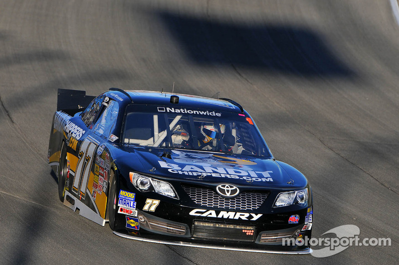 Pit road miscue costs Kligerman shot at Kansas win