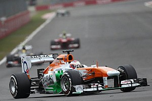 Formula 1 Breaking news Di Resta admits Force India future uncertain