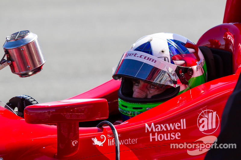 Dario Franchitti update - Chip Ganassi Racing