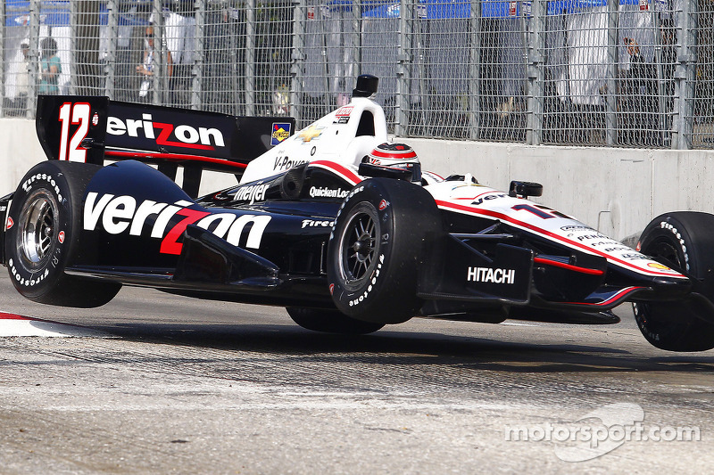 Sunday's win represented Power's 20th IndyCar victory