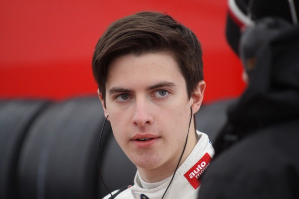 John Bryant-Meisner all set for FIA Formula 3 European Championship debut
