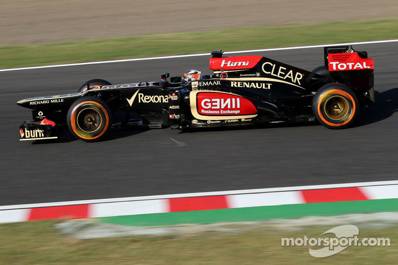 The E21 demonstrated strong potential on both tyre compounds at Suzuka