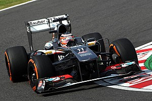 Formula 1 Qualifying report Great qualifying by Nico Hülkenberg at Japan