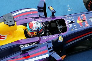 Formula 1 Race report Vettel again, Alonso still alive