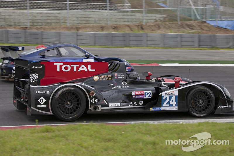Victory for Ho-Pin Tung on the 3 Hours of Zhuhai