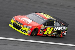 For the No. 24 team, no need to leave 'Dega' with a great finish