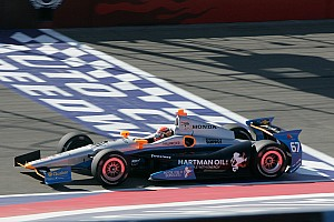 Newgarden qualifies 10th at Auto Club Speedway
