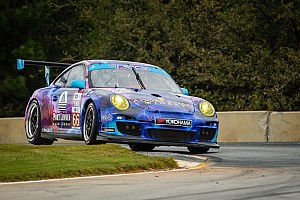 ALMS Special feature Buckler, TRG winds down era of phenomenal Porsche success