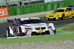 DTM Qualifying report Great qualifying by BMW drivers at Hockenheim