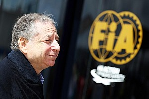 Formula 1 Breaking news Todt back on pole to stay FIA president