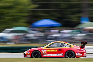 ALMS Race report MOMO NGT Motorsport finishes third in ALMS GTC Class Team Championship at Petit Le Mans