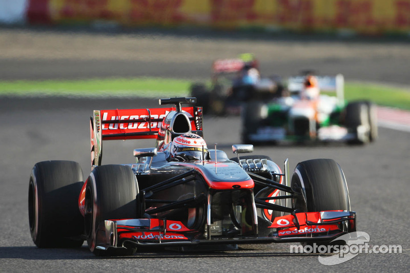 McLaren is ready for Indian GP