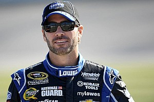NASCAR Sprint Cup Preview Tick Tock: A confident Johnson aims to strike nine at Martinsville