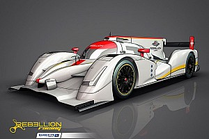 WEC Breaking news Rebellion Racing remains on schedule for LMP1 debut