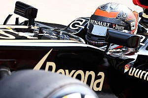 Mixed qualifying outcome for Lotus F1 Team at India