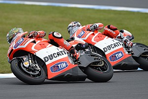 MotoGP Qualifying report First row for Hayden in Japanese GP qualifying, Dovizioso on row 2