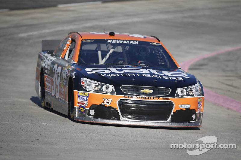 Newman gets clocked at Martinsville