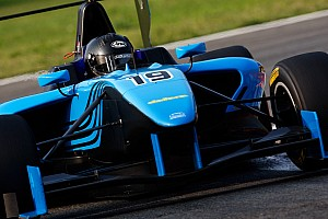 GP3 Preview Robert Cregan to drive for Trident at Abu Dhabi