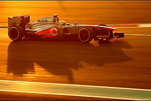 Disappointing qualifying for McLaren at Abu Dhabi