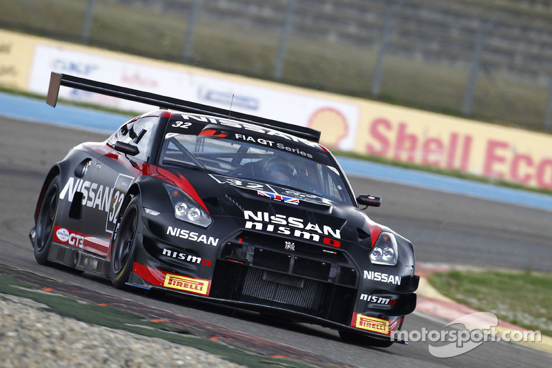 Nissan Nismo: Shanghai surprise for Shulzhitskiy