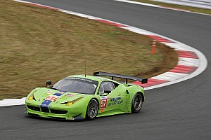 WEC Race report 6 Hours of Shanghai did not bring a good result for the Krohn Racing Team