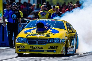NHRA Race report Jeg Coughlin wins fifth NHRA Pro Stock world championship
