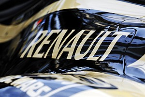 Renault Sport F1 on USA Grand Prix