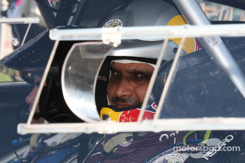 Al-Attiyah withdraws from Wales Rally GB