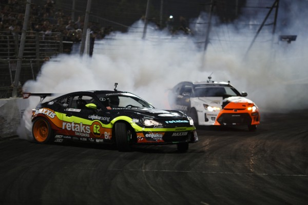 Formula DRIFT creates new Pro 2 Series