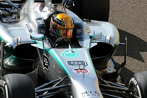 Mercedes's Rosberg finished Friday practice in third at COTA